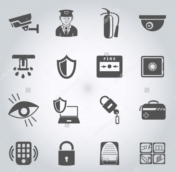 Fabulous Security Icons Pack
