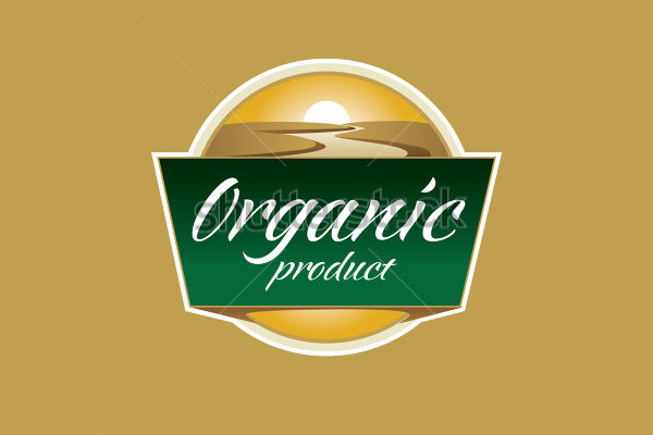 Farm Organic Product Logo