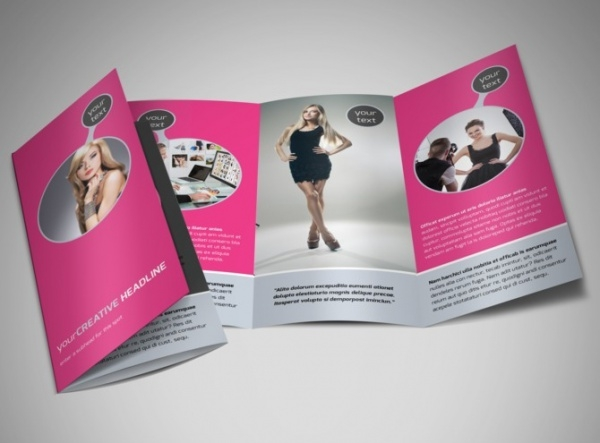 15 photography brochure photoshop texture freecreatives for Fashion design agency