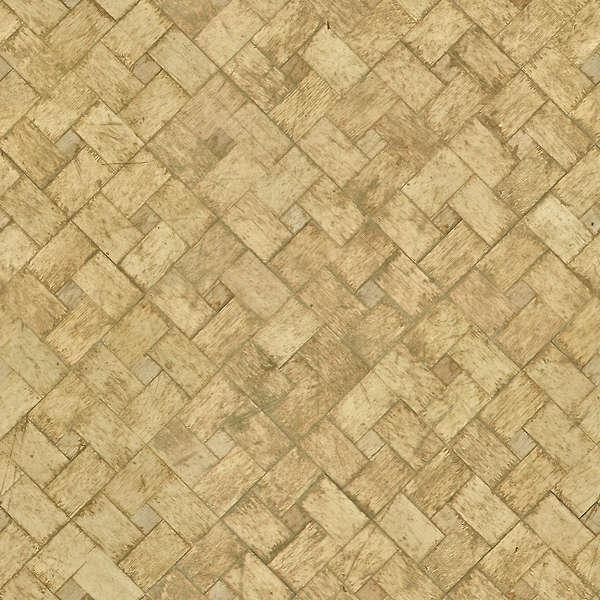 Herringbone Smooth Gold Texture