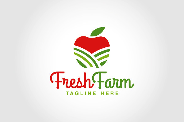 Fresh Green Farm Logo