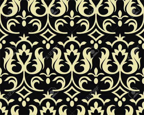 Gothic Style Background Pattern