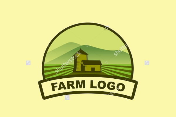 Green Farm Logo Design For You