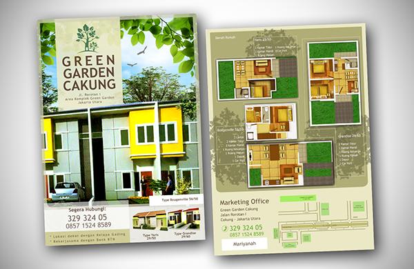 Green Garden Cakung Brochures