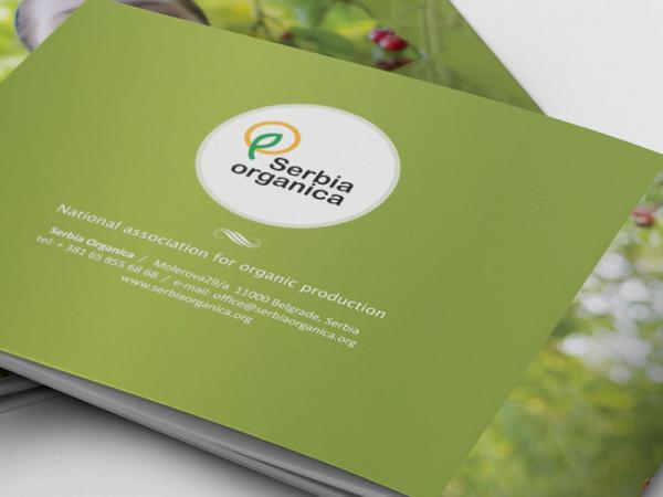 GreenSerbia Organica brochure