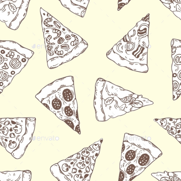 20+ Pizza Patterns - PSD, Vector EPS, JPG Download ...