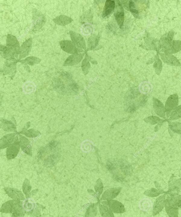 Handmade Gren Paper Texture