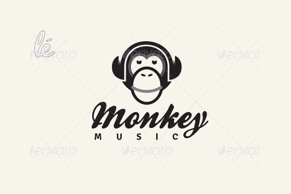 Happy Monkey Sound Dj logo