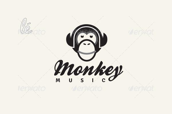 Happy Monkey Sound Dj logo