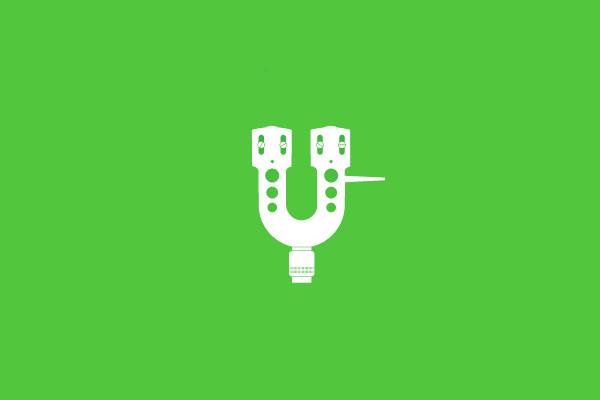 Hiphop Dj Undo Logo Design