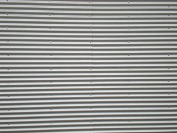 Horizontal Stripes Metal Wall Texture