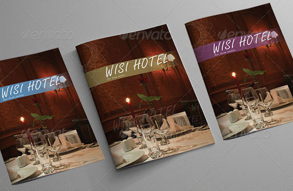 Hotel Brochure Design  Freecreatives