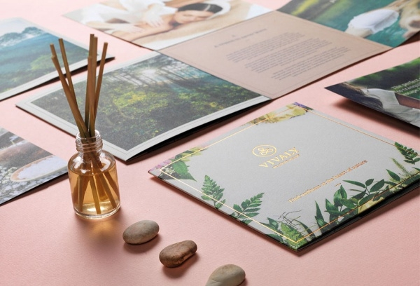 Luxury Resort Wellness Brochure