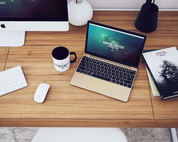 MacBook 2016 Psd