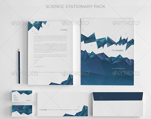 Minimal Science Stationary Brochure
