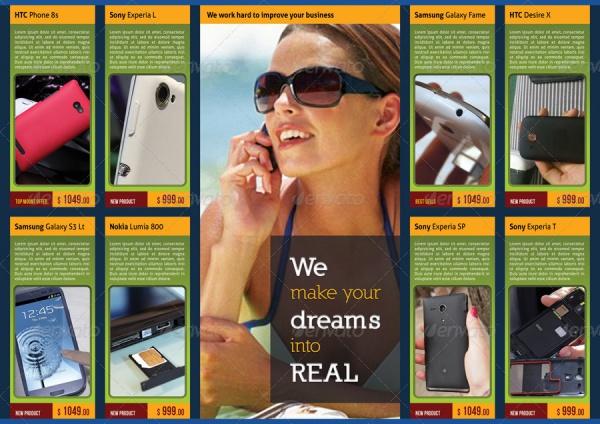 Mobile 3-Fold Brochure