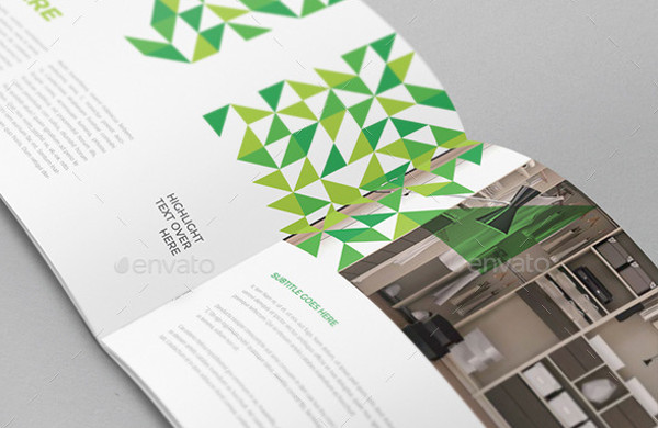 Modern Ecologic Green Brochure