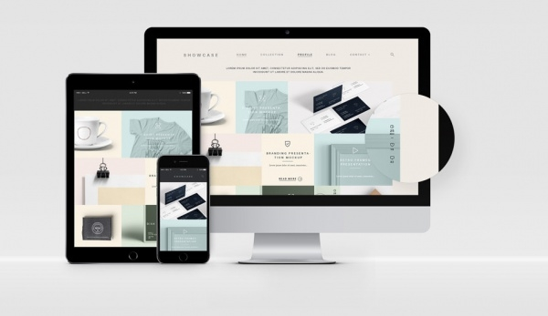 Free 20 Responsive Mockups In Psd Indesign Ai Vector Eps