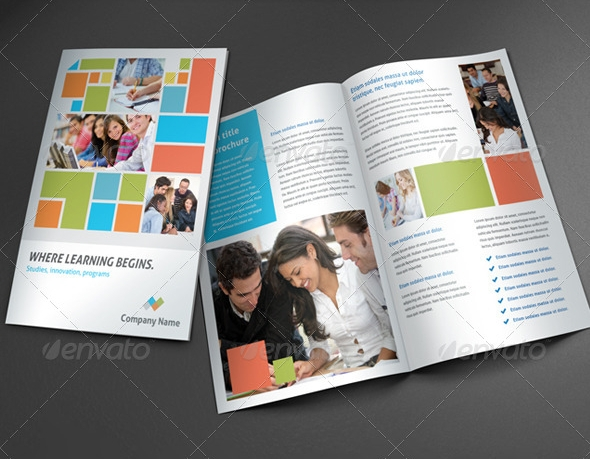 Multipurpose Educational Brochure