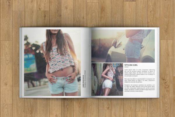 Multipurpose Fashion Brochure Designs