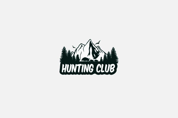 Outdoor Hunting Club Logo