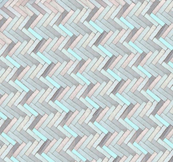 PASTEL HERRINGBONE FLOOR Texture