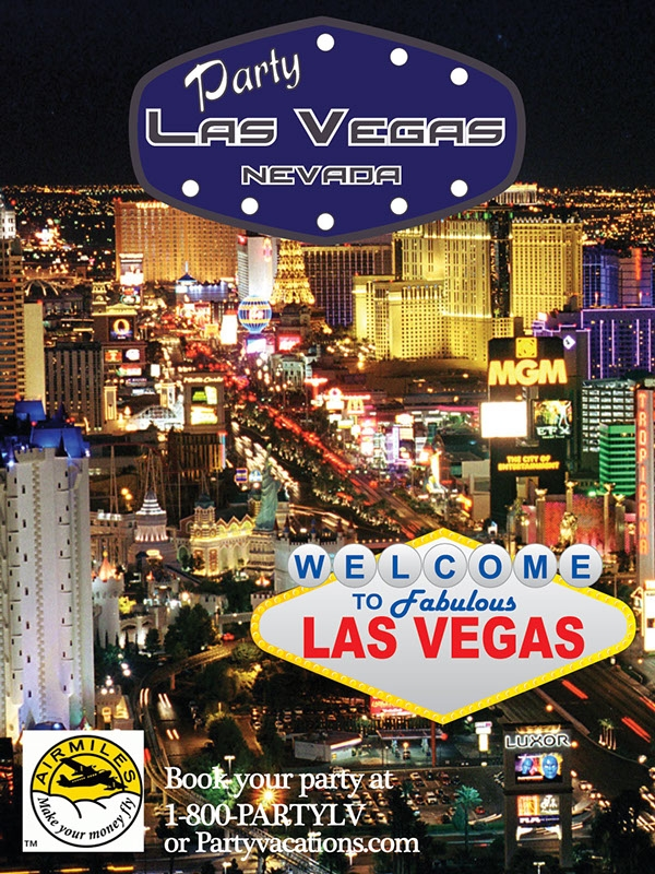 Party Las Vegas Brochure