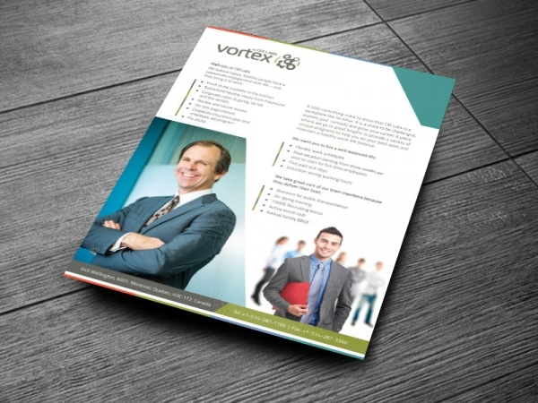 perks benifits technology brochure