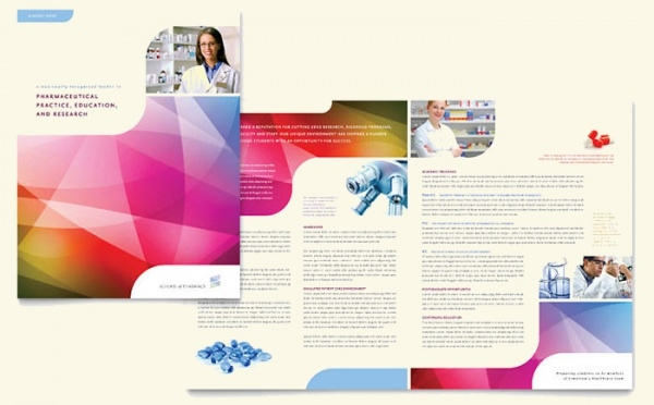 Pharmacy School Brochure