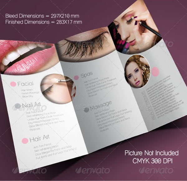 20+ Salon Brochure Templates - Psd, Vector Eps, Jpg Download