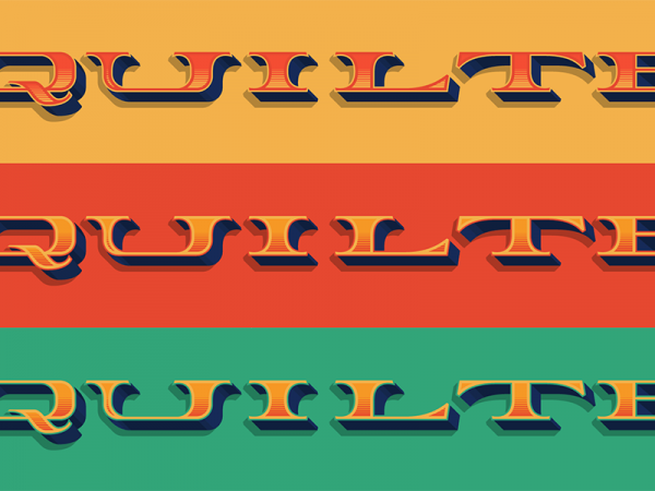 Railway Inspired Font