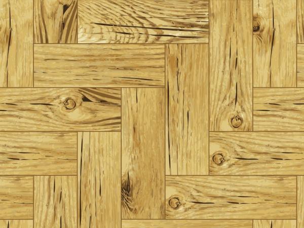 Realistic wooden floor patterns