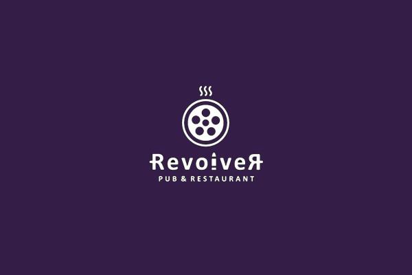 Revolve R Pub & Restaurant Logo