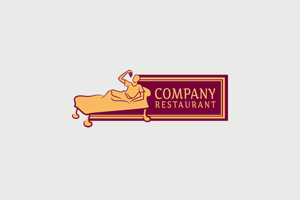 Roman Restaurant Logo Design