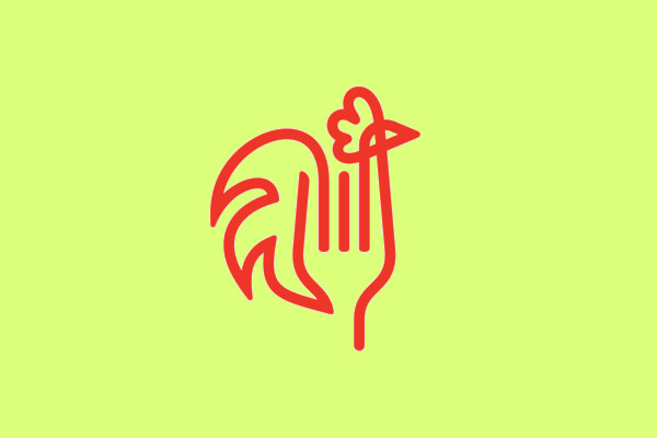 Rooster Fork Restaurant Logo