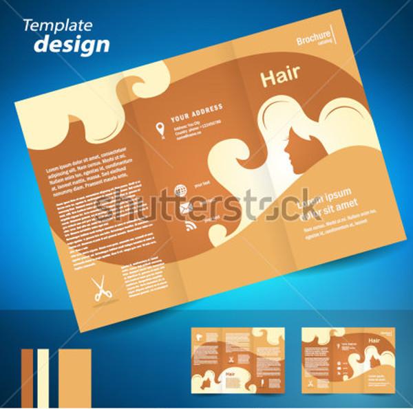 Salon Element Hairdresser Brochure