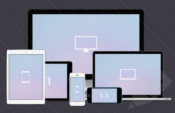 Screen Mockups For Responsive Designs