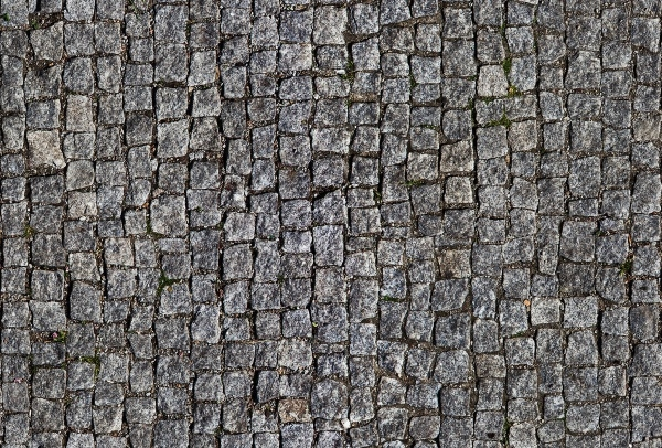 Seamless Granite Pavement Texture