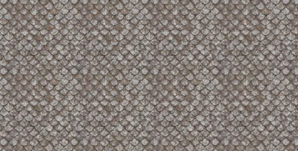 Seamless Rooftiles Slate Texture