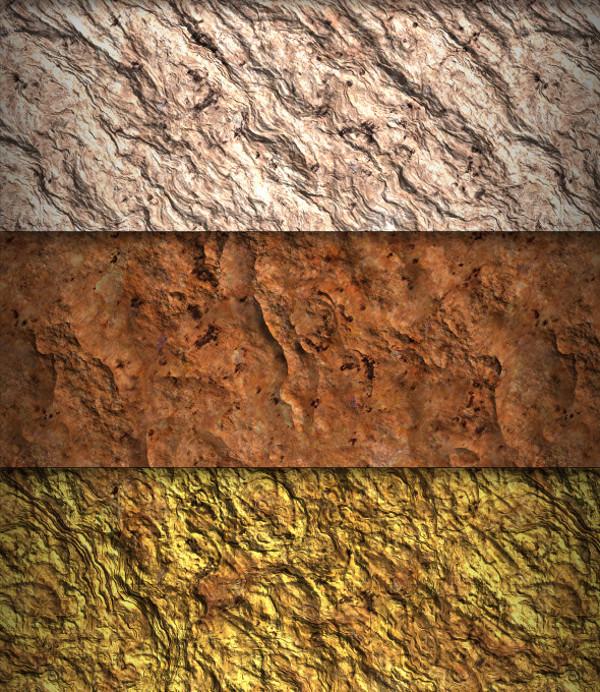 Seamless Tileable Rock Texture