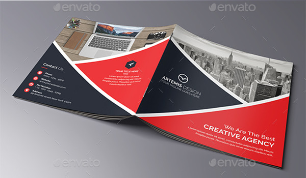 21 bi fold brochure templates psd vector eps jpg download