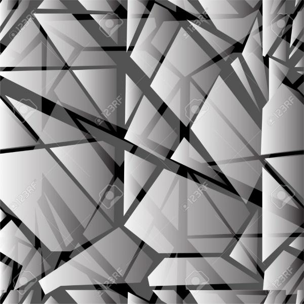 Stunning Glass Seamless Pattern