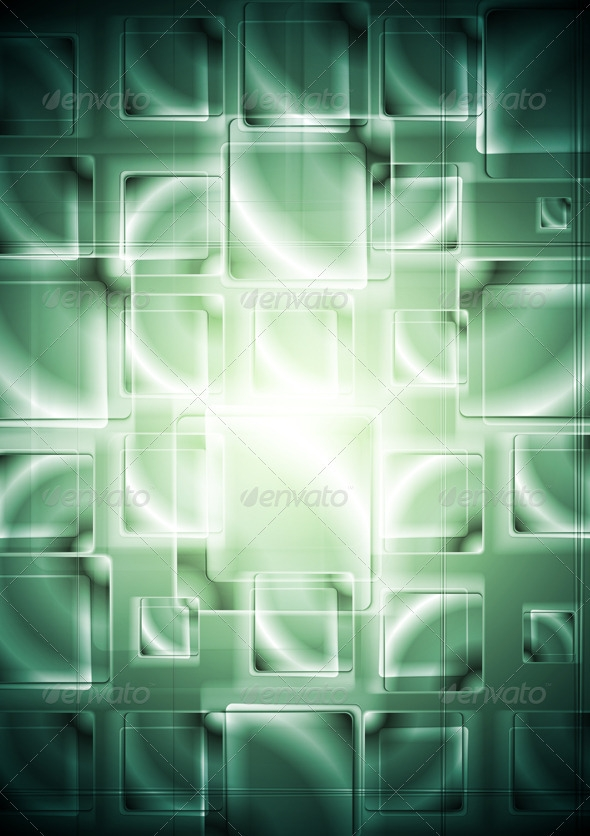 Transparent Square Graphic Vector
