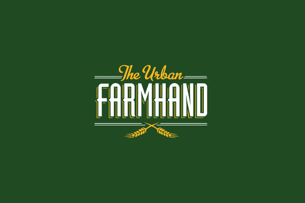 Urban Wheat Farm Logo