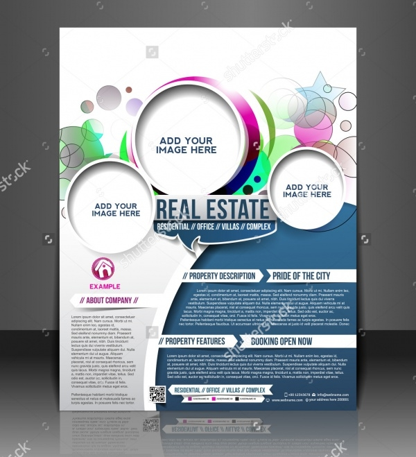 Vector Real Estate Flyer