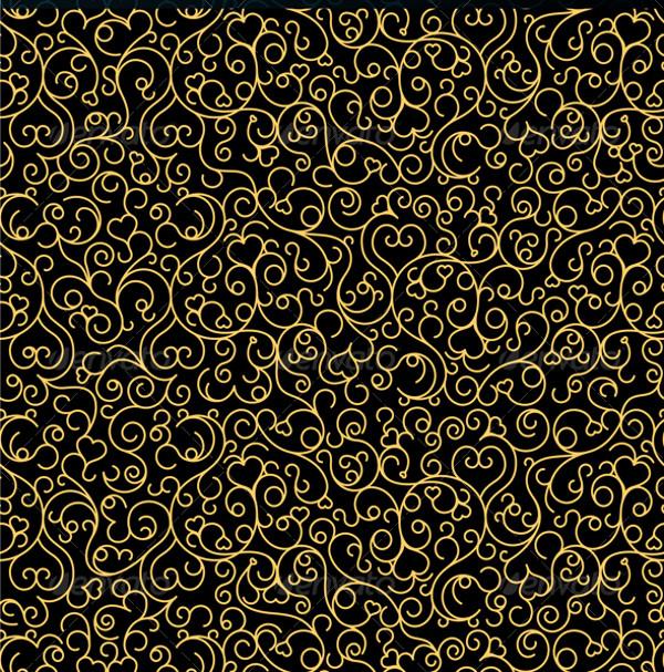 Vector Seamless Swirl Texture