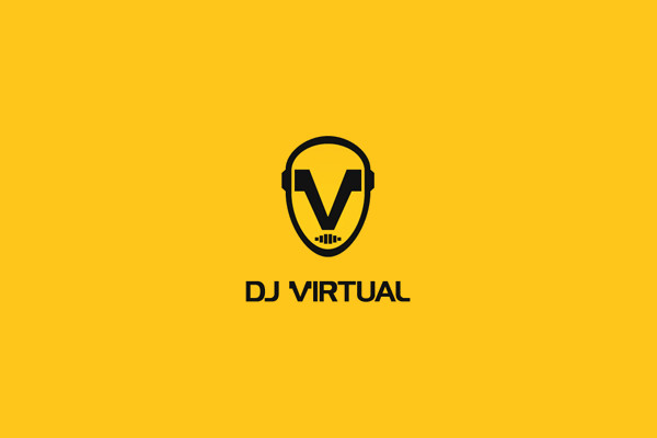 Virtual Dj Radio Dance Logo