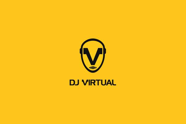 Virtual Dj Radio Dance Logo