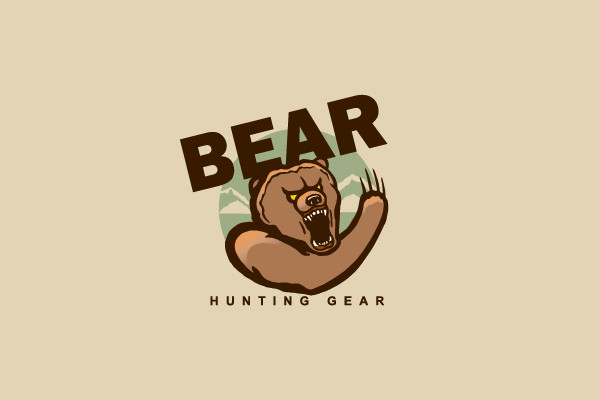 Wilderness Bear Hunting Gear
