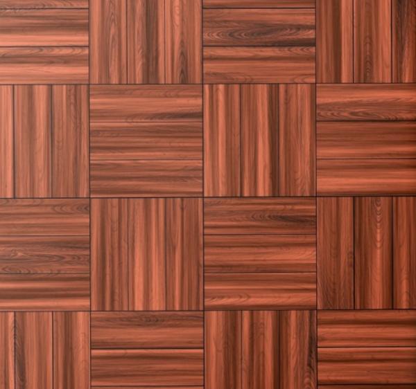 Wood Parquet Floor Pattern